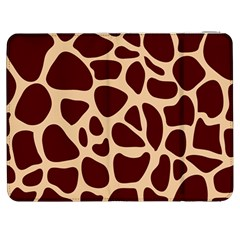 Animal Print Girraf Patterns Samsung Galaxy Tab 7  P1000 Flip Case by BangZart