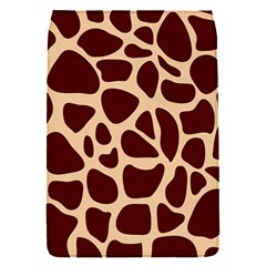 Animal Print Girraf Patterns Flap Covers (s)