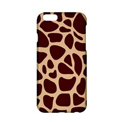 Animal Print Girraf Patterns Apple Iphone 6/6s Hardshell Case
