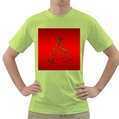 Christmas Green T Shirt