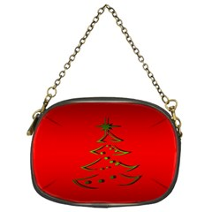 Christmas Chain Purses (one Side)