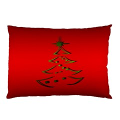 Christmas Pillow Case by BangZart