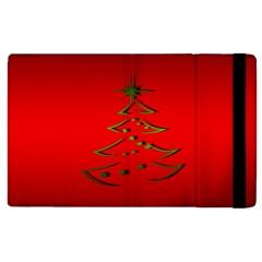 Christmas Apple Ipad 3/4 Flip Case by BangZart