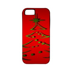 Christmas Apple Iphone 5 Classic Hardshell Case (pc+silicone) by BangZart