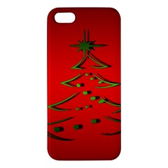Christmas Apple Iphone 5 Premium Hardshell Case by BangZart