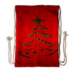 Christmas Drawstring Bag (large)