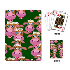 Seamless Tile Repeat Pattern Playing Card by BangZart