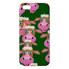 Seamless Tile Repeat Pattern Apple Iphone 5 Premium Hardshell Case by BangZart