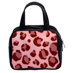 Seamless Tile Background Abstract Classic Handbags (2 Sides)