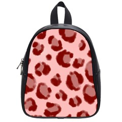 Seamless Tile Background Abstract School Bag (small)