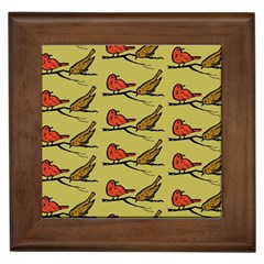 Animal Nature Wild Wildlife Framed Tiles by BangZart