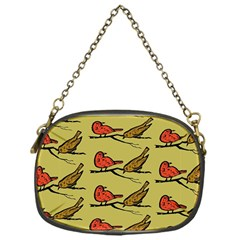 Animal Nature Wild Wildlife Chain Purses (one Side)