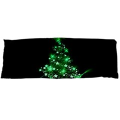 Christmas Tree Background Body Pillow Case Dakimakura (two Sides) by BangZart