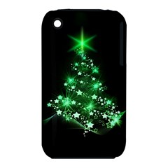 Christmas Tree Background Iphone 3s/3gs by BangZart
