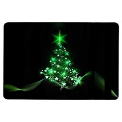 Christmas Tree Background Ipad Air Flip by BangZart