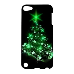 Christmas Tree Background Apple Ipod Touch 5 Hardshell Case