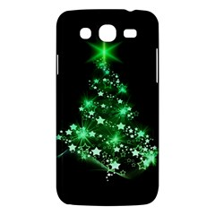 Christmas Tree Background Samsung Galaxy Mega 5 8 I9152 Hardshell Case  by BangZart