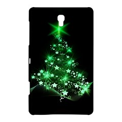 Christmas Tree Background Samsung Galaxy Tab S (8 4 ) Hardshell Case