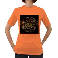 Eye Technology Women s Dark T Shirt