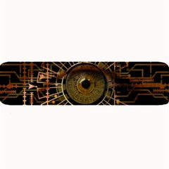 Eye Technology Large Bar Mats by BangZart