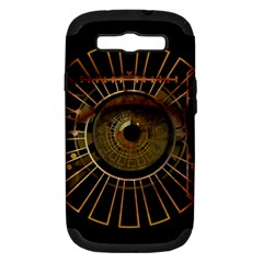 Eye Technology Samsung Galaxy S Iii Hardshell Case (pc+silicone)