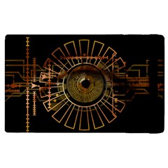 Eye Technology Apple Ipad 2 Flip Case by BangZart