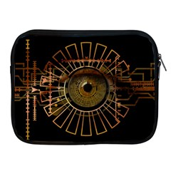 Eye Technology Apple Ipad 2/3/4 Zipper Cases