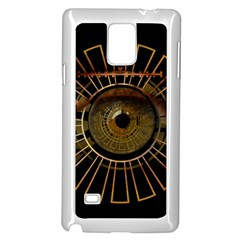 Eye Technology Samsung Galaxy Note 4 Case (white)
