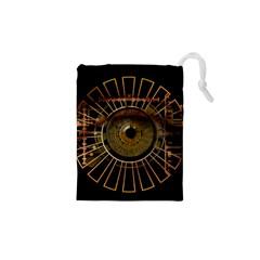 Eye Technology Drawstring Pouches (xs)