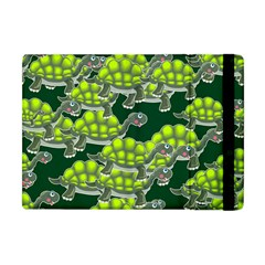 Seamless Tile Background Abstract Apple Ipad Mini Flip Case by BangZart