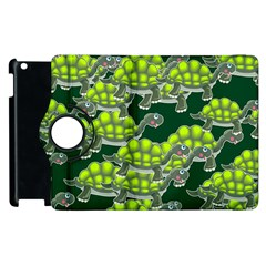 Seamless Tile Background Abstract Apple Ipad 3/4 Flip 360 Case