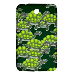 Seamless Tile Background Abstract Samsung Galaxy Tab 3 (7 ) P3200 Hardshell Case  by BangZart