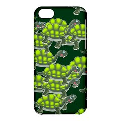 Seamless Tile Background Abstract Apple Iphone 5c Hardshell Case by BangZart