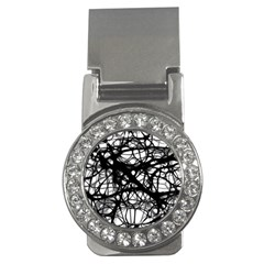 Neurons Brain Cells Brain Structure Money Clips (cz)