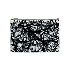Neurons Brain Cells Brain Structure Cosmetic Bag (medium)
