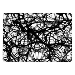 Neurons Brain Cells Brain Structure Samsung Galaxy Tab 10 1  P7500 Flip Case