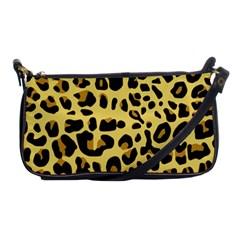 Animal Fur Skin Pattern Form Shoulder Clutch Bags by BangZart
