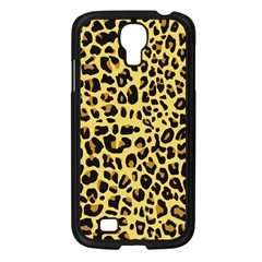 Animal Fur Skin Pattern Form Samsung Galaxy S4 I9500/ I9505 Case (black)