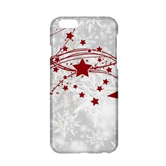 Christmas Star Snowflake Apple Iphone 6/6s Hardshell Case by BangZart