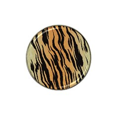 Animal Tiger Seamless Pattern Texture Background Hat Clip Ball Marker (10 Pack)