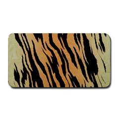 Animal Tiger Seamless Pattern Texture Background Medium Bar Mats