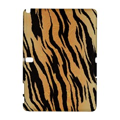 Animal Tiger Seamless Pattern Texture Background Galaxy Note 1