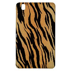 Animal Tiger Seamless Pattern Texture Background Samsung Galaxy Tab Pro 8 4 Hardshell Case