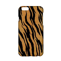 Animal Tiger Seamless Pattern Texture Background Apple Iphone 6/6s Hardshell Case