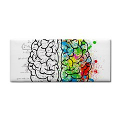 Brain Mind Psychology Idea Hearts Cosmetic Storage Cases by BangZart