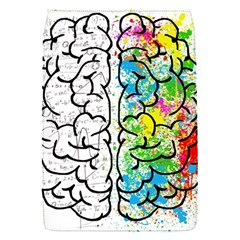 Brain Mind Psychology Idea Hearts Flap Covers (s)