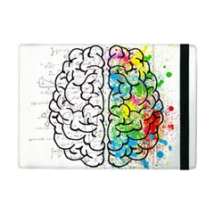 Brain Mind Psychology Idea Hearts Ipad Mini 2 Flip Cases