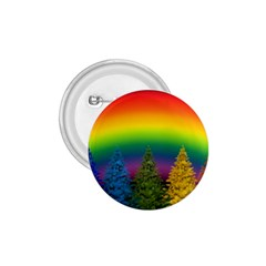Christmas Colorful Rainbow Colors 1 75  Buttons