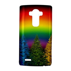 Christmas Colorful Rainbow Colors Lg G4 Hardshell Case