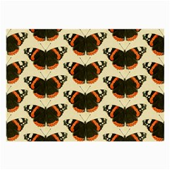 Butterfly Butterflies Insects Large Glasses Cloth